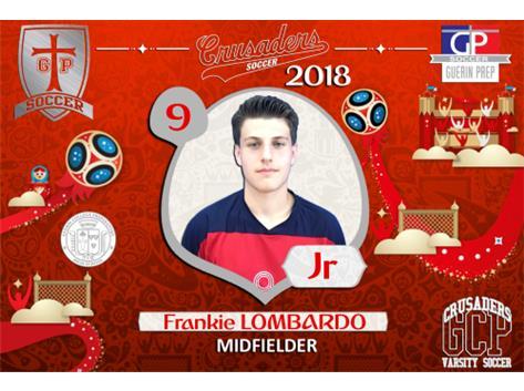 9 - Frankie Lombardo