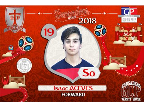 19 - Isaac Aceves