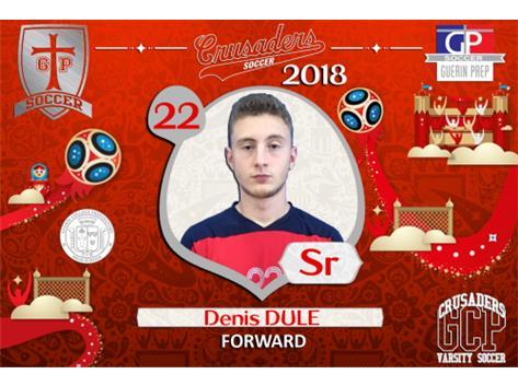 22 - Denis Dule