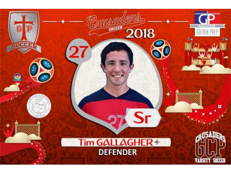 27 - Tim Gallagher