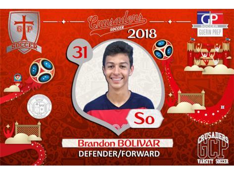 31 - Brandon Bolivar