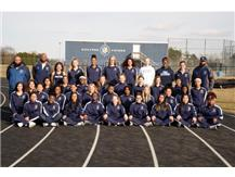 2018-2019 Girls Track & Field Team