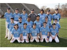 2018-2019 Boys JV Baseball Team