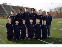 2018-2019 Boys JV Tennis Team