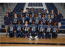 19-20 Sophomore Football Team