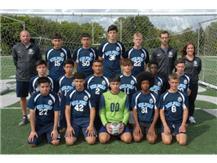 19-20 Boys JV Soccer Team