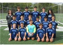 19-20 Boys Frosh Soccer Team