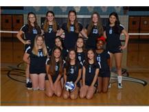 19-20 Girls JV Volleyball Team
