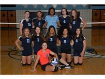 19-20 Girls Freshman Volleyball Team