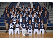19-20 Boys Varsity Football Team