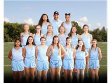 20-21 Girls Cross Country Team Photo