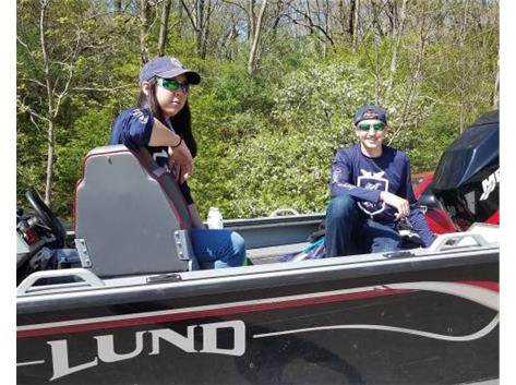 IHSA Bass Fishing Sectionals