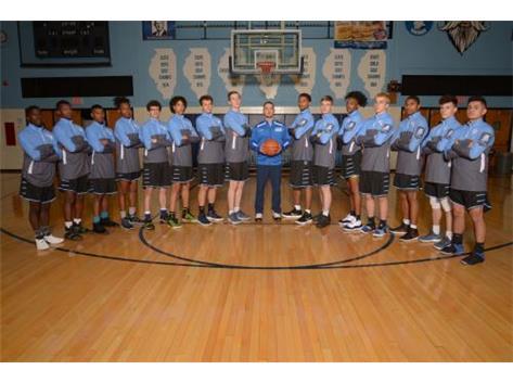 2018-2019 Boys Varsity Basketball Team