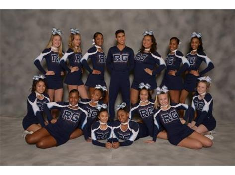 2018-2019 JV Competitive Cheer Team