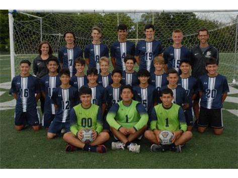 19-20 Boys Varsity Soccer Team