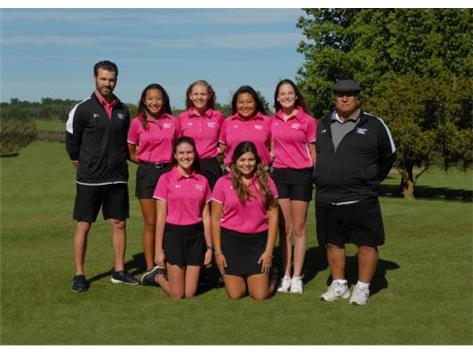 19-20 Girls Golf Team