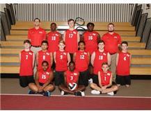 Freshmen Boys Volleyball (18-19)