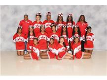 Freshmen Cheerleading (Sideline) (19-20)