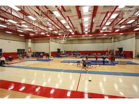 North Gym - Gymnastics