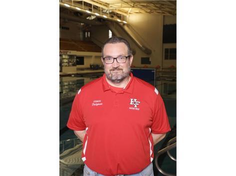 Head Varsity Girls Water Polo Coach Patrick Duignan