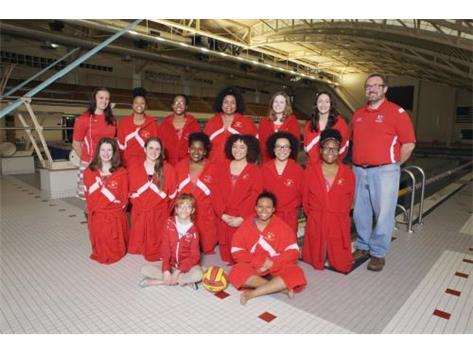 JV Girls Water Polo
