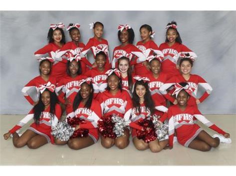 Homewood Flossmoor High School Cheerleading Activities