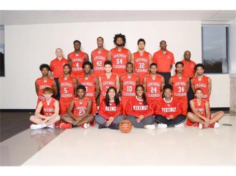 Varsity Boys Basketball (17-18)