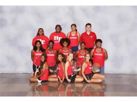 Varsity Girls Tennis (18-19)