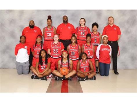 Varsity Girls Basketball (18-19)