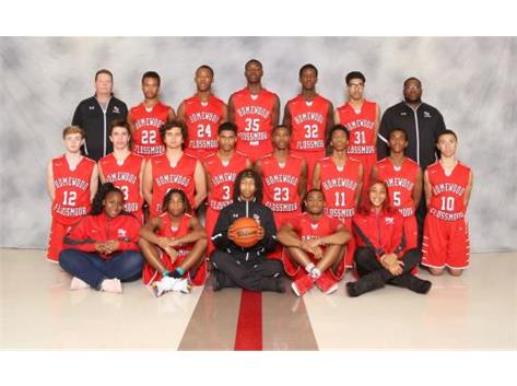 Sophomore Boys Basketball (18-19)