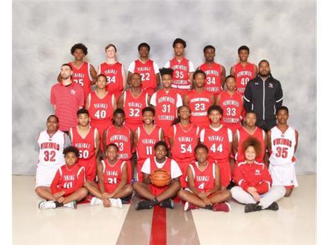 Freshmen Boys Basketball (18-19)