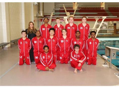 JV Boys Swimming (18-19)