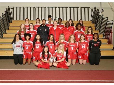 Varsity Girls Soccer (18-19)