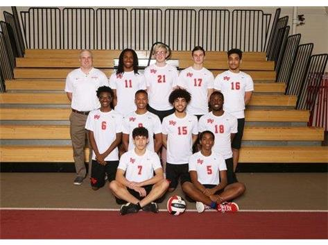 Varsity Boys Volleyball (18-19)