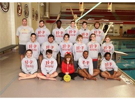 JV Boys Water Polo (18-19)