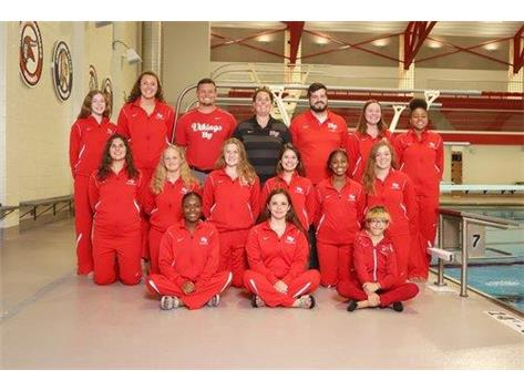 Varsity Girls Swimming (19-20)