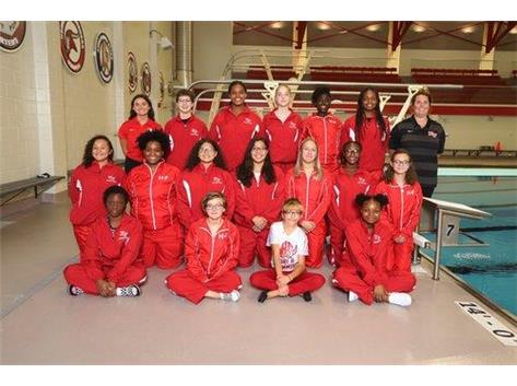 JV Girls Swimming (19-20)