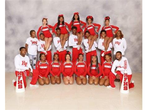 Varsity Cheerleading (Competitive) (19-20)