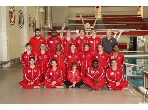 Varsity Boys Swimming (19-20)