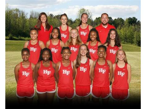 Girls Cross Country 20-21