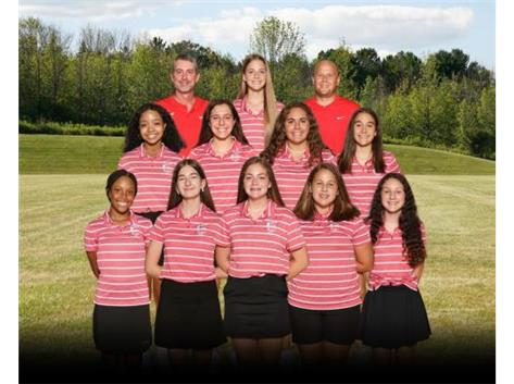 JV Girls Golf 20-21