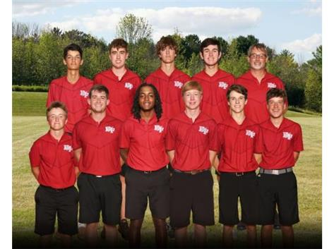 Varsity Boys Golf 20-21
