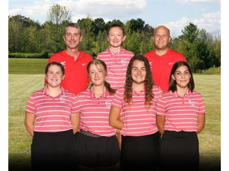Varsity Girls Golf 20-21
