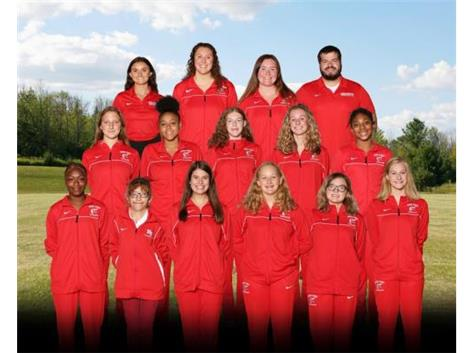 Varsity Girls Swimming and Diving 20-21