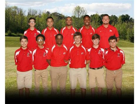 JV2 Boys Golf 20-21