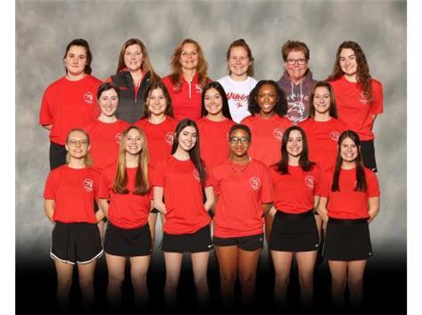 Varsity Badminton (20-21)