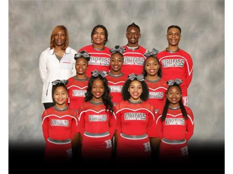 Varsity Competitive Cheerleading (20-21)