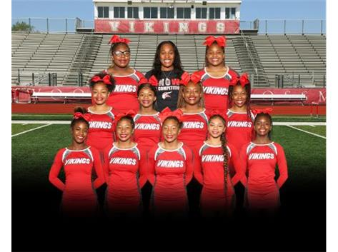 JV Sideline Cheerleading (21-22)