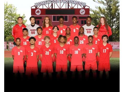 Varsity Boys Soccer (21-22)