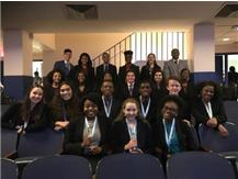 "H-F Speechies at ""Tougher Than State"" tournament at Downers Grove South 2019"